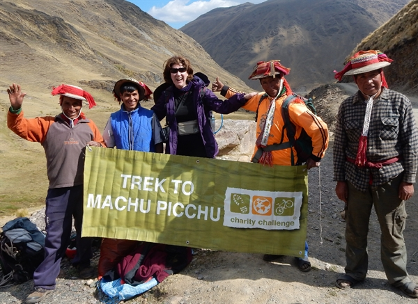 Cast Your Vote For Peru Trek In Aid Of Parkinson's UK