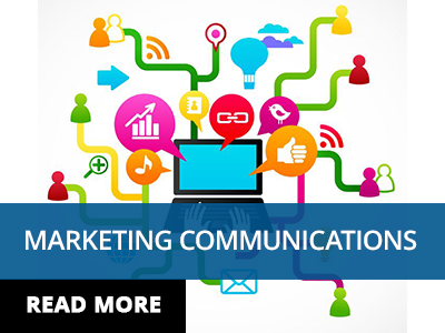 marketing activities and communications Marketing communications (mc, marcom(s), marcomm(s)) uses different marketing channels and tools in combination: marketing communication channels focuses on any way a business communicates a message to its desired market, or the market in general.